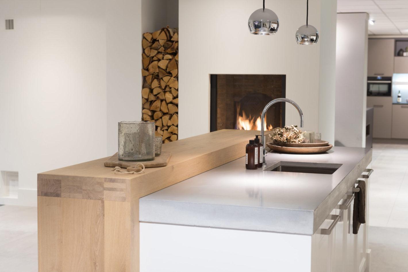 Handgemaakte keuken lifestyle Design:3.0
