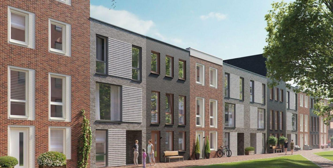 Nieuwbouw woning Brouwershof