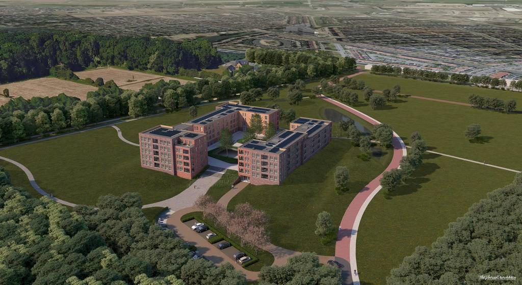 Nieuwbouw woning Park Waaijenstein