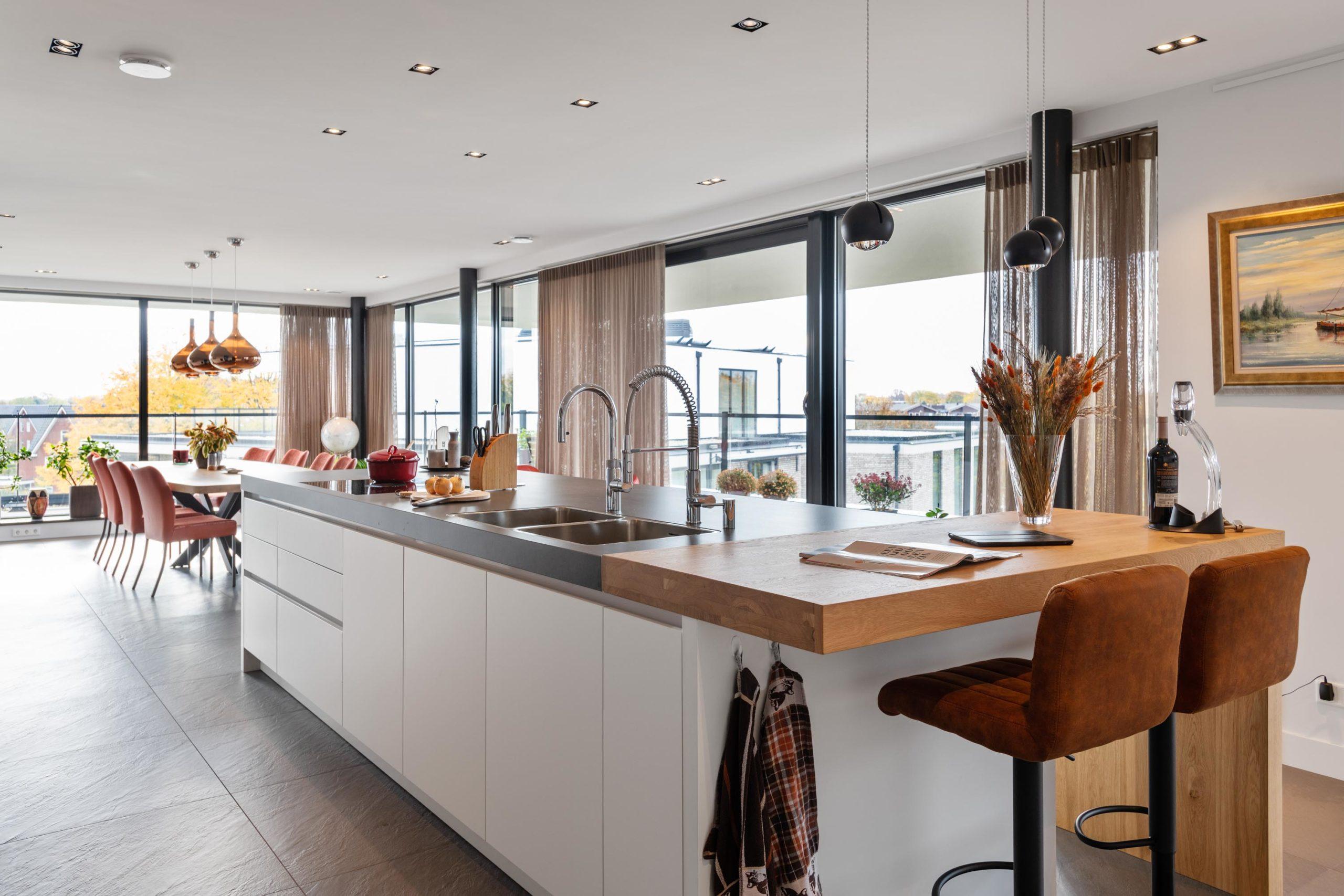 Welke soorten greeploze keukens zijn er?
