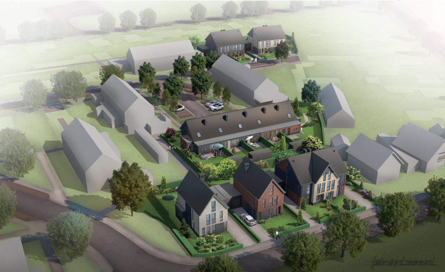 Julianahof in Barneveld