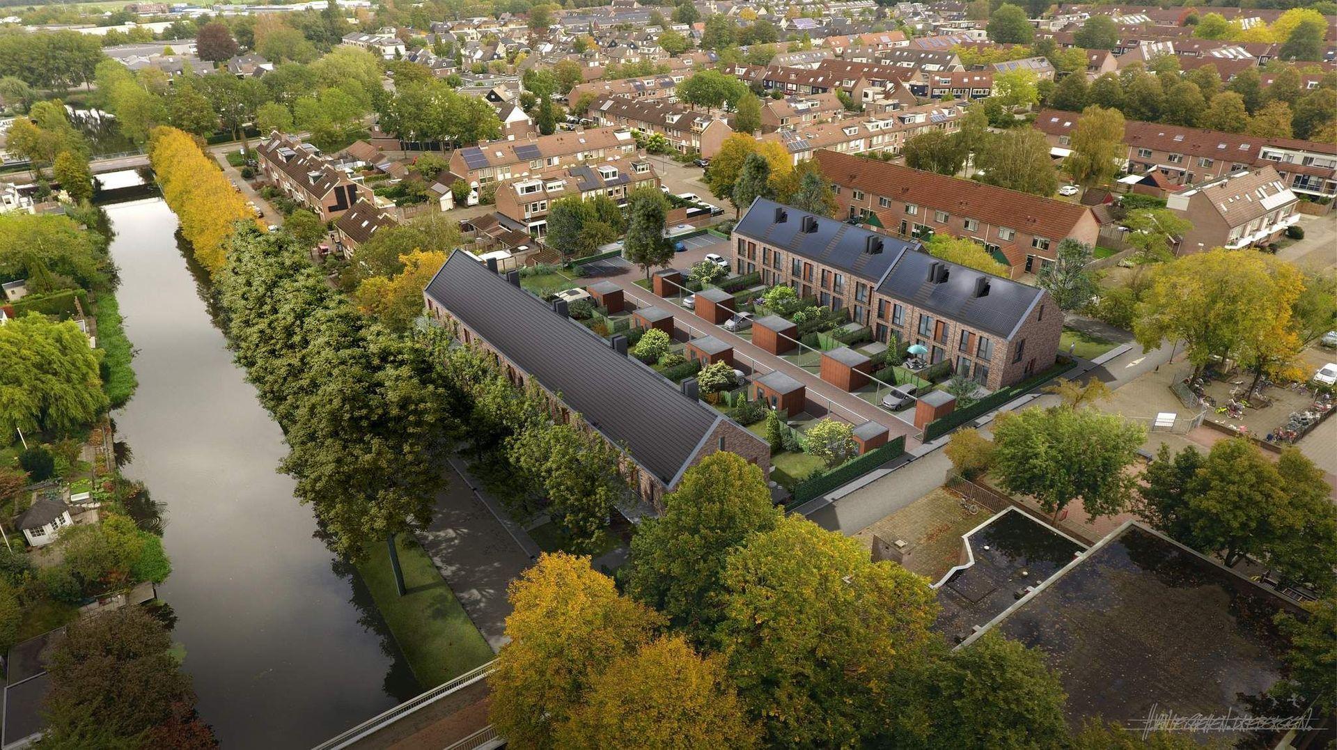 Langelaar in Veenendaal