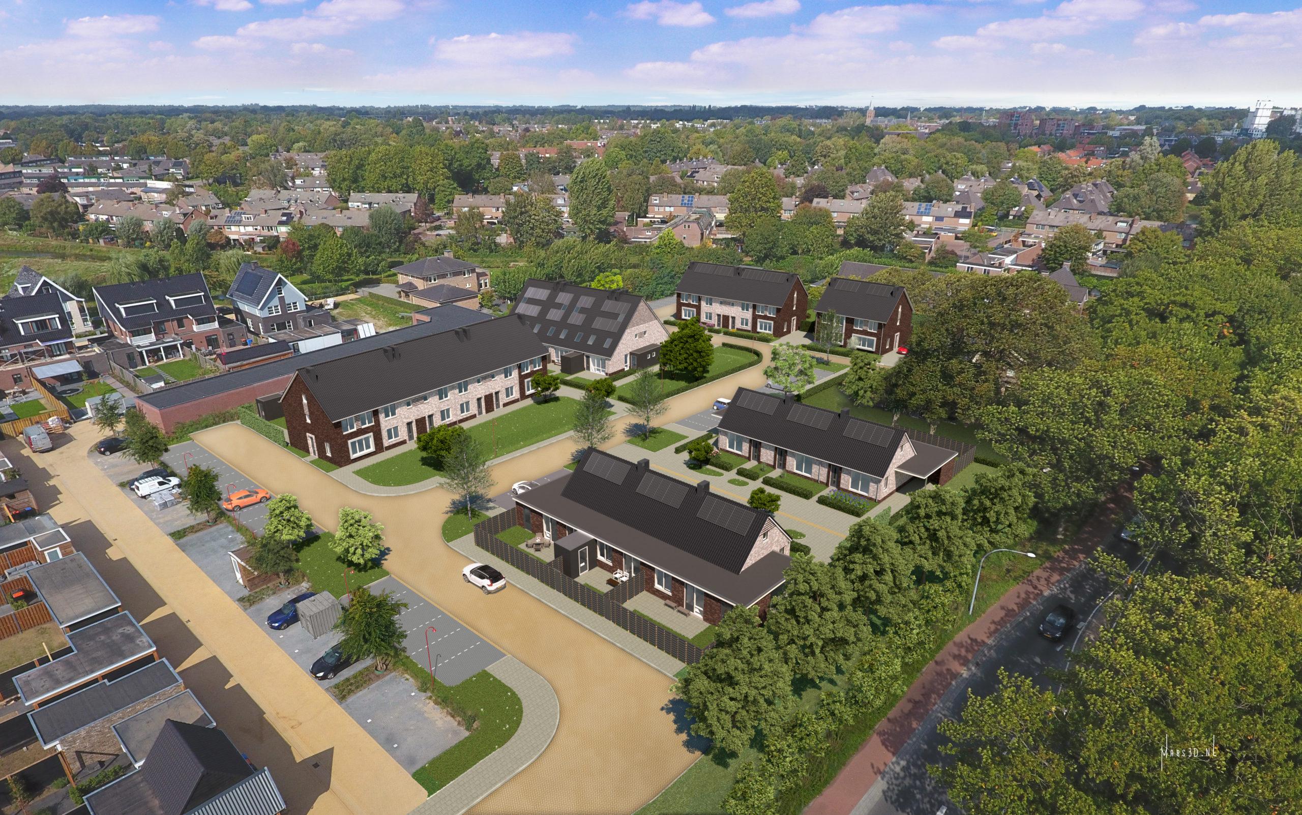 De Nieuwe Burght in Barneveld